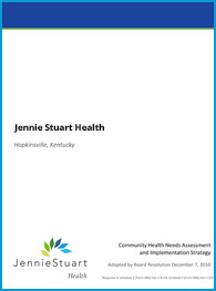 2016 Community Health Needs Assessment and Implementation Plan