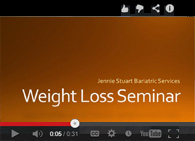 Weight Loss Lecture YouTube Video